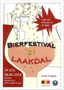Bierfestival in Laakdal